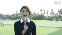 杨采妮谈高尔夫运动 -  海南高尔夫
