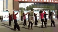 庆城女职工业余健身舞18