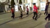 庆城女职工业余健身舞24