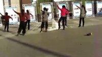 庆城女职工业余健身舞19