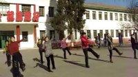 庆城女职工业余健身舞4