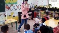 广东外语艺术职业学院学前教育系学生在肇庆市鼎湖区罗隐幼儿园顶岗置换教学视频