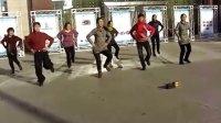 庆城女职工业余健身舞20