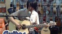 左轮吉他教学入门NO.11《右手双音与多音的训练》