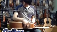 左轮吉他教学入门NO.4《购买民谣吉他的注意事项》