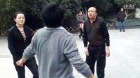 武汉万达花毽俱乐部.汉阳公园