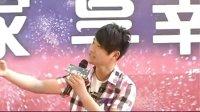 达人秀上海站-反串小歌手赢得现场好评
