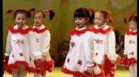 渤大艺校鲅鱼圈职专艺术艺术专业基地——幼儿学生在锦州春晚活络海选中表演舞蹈《小妞妞》