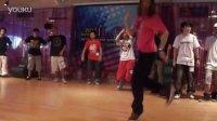 珠海街舞LGTvol3顶尖街舞赛 Hip-Hop海选-11妹