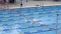 觀塘區水運會女子組四乘五十公尺捷泳接力 20091015