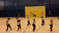 香港深水埗區街舞比賽 - 集體舞蹈(第一選段 )20110818
