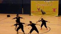 香港深水埗區街舞比賽 - 集體舞蹈(第二選段 )20110818