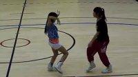 香港深水埗區街舞比賽 - 單人的互相較量(第一選段 )20110818