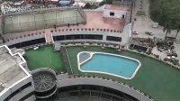 汕头金海湾酒店房间外