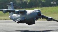 空巴 A400M遥控飞行