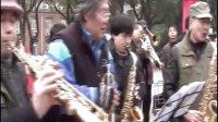 湖南省萨克斯会所纪念毛泽东诞辰118周年-第三场:民歌联唱