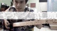 Jerry C - 搖滾卡農 (馬叔叔 電吉他教室 28)
