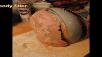 How to make a Daft Punk Helmet (Guy Manuel)