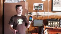 Irrduino- A Sprinkler System Built Using Arduino, Android, G