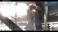 120228 「 FanCam 」Yong Guk  Zelo  Funny dance