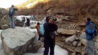 房山上太湖村冰瀑2014年1月1日摄制,北京哥们QQ:927079234录制[