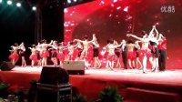 广昌红舞裙学生参加.九妹子《中国好声音》广昌演唱会表演