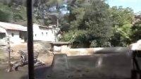 LA环球影城山洪暴发