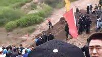 铁岭清河后马垃圾场,村民被围殴