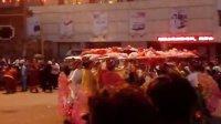 锦州古塔区秧歌表演