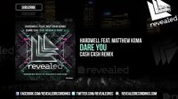 【Hardwell资讯】Hardwell - Dare You (Cash Cash Remix)
