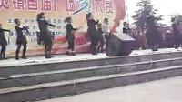 2014年灵宝市豫灵镇首届广场舞大赛江南style片段(加交友哥qq553109108)