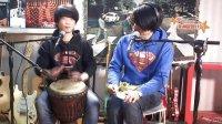 左轮非洲鼓教程-1《非洲鼓是什么?》非洲鼓自学入门教学