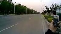 08年4月23日18点30分藁城307国道过的军车