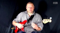 Slap Bassics by Scott Whitley Lesson 6