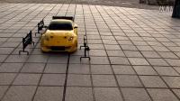 DRIFT44 漂移遥控车竞技场表演