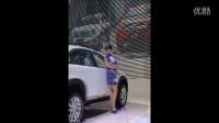 彭杨agnes 2014 北京车展 比亚迪唐 美模