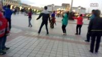 刚察 广场藏舞