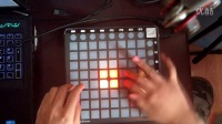 Cali Plays Skrillex - Scary Monsters & Nice Sprites Launchpad Cover