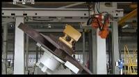 工程机械焊接线RGV报道