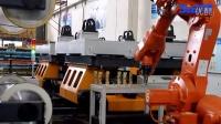 思尔特机器人抛光打磨设备演示part 1