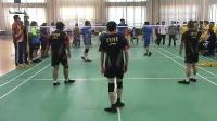 大庆红岗区采油四厂毽球邀请赛 复赛
