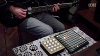 电音 Novation Launchpad, Midi Fighter, Guitar