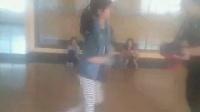 妹子踢腿练习 女子武术20140623_105555-10