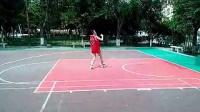 看我百发百中 篮球秀 20140621