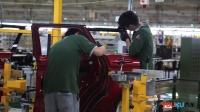 奇瑞捷豹路虎常熟工廠建成投產 首輛攬勝極光下線