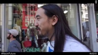 A Day In The Life With Steve Aoki