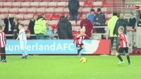 Behind the scenes- SAFC v Manchester City