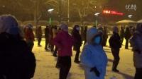 20141210通化雪之夜