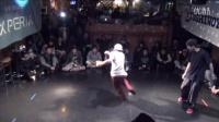 RYO a.k.a DJ226  vs mar  FINAL  DANCE@LIVE HOUSE KYUSHU 2015