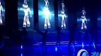 智能佳 2013年绵阳科博会开幕式-NAO机器人表演